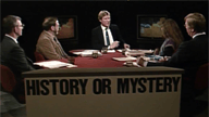 History or Mystery 1986 KRMA-TV DENVER PBS studio debate between Colorado archaeology and diffusionist discoverers