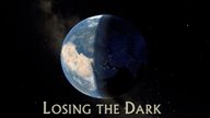 Losing the Dark feature on worldwide light pollution